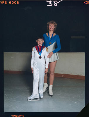 Negative: Big Apple New Zealand Ice Skating Championships 1986