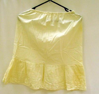 Petticoat, Half