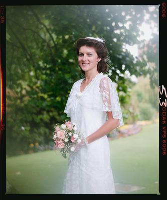 Negative: Miss Schofield's Wedding
