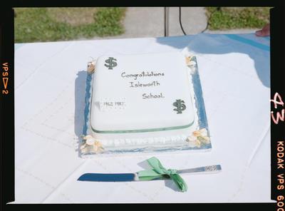 Negative: Isleworth School 25th Jubilee