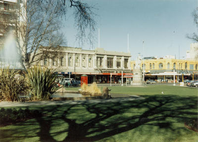 Colour Photograph: Victoria Square, 1985
