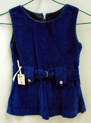 Pinafore, Little Girl's