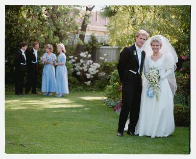 Negative: Kerr-Batt Wedding
