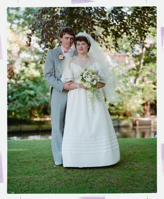 Negative: Clark-Brown Wedding