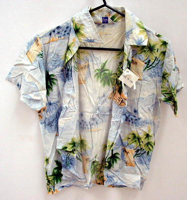 Shirt, Hawai'ian, Boy's