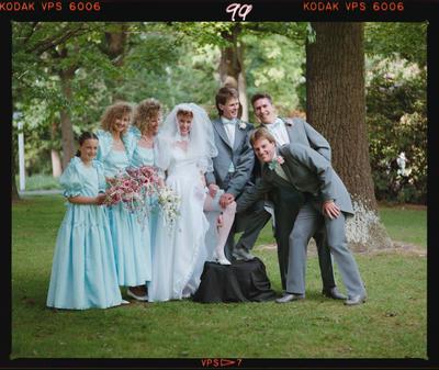 Negative: Baynon-Brook Wedding