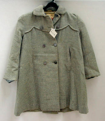 Coat, Girl's