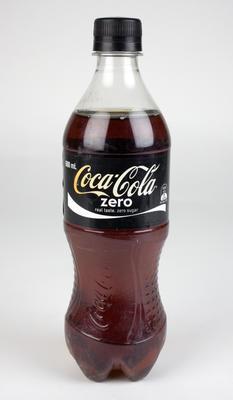 Bottle: Coca Cola Zero