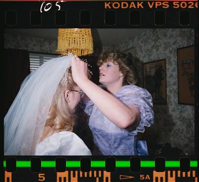 Negative: Welch-Butcher Wedding