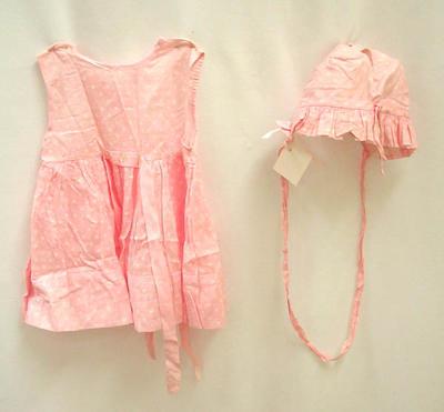 Sundress & Bonnet, Baby's