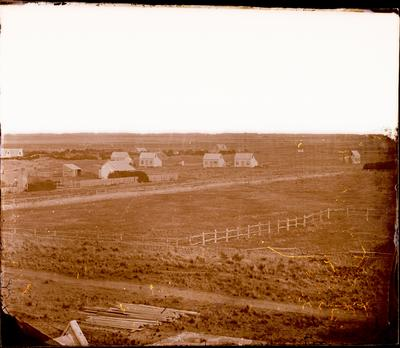 Glass Plate Negative: Panorama, Number Fifteen