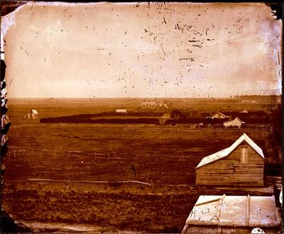 Glass Plate Negative: Panorama, Number Sixteen