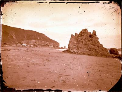Glass Plate Negative: Sumner