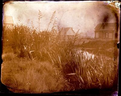 Glass Plate Negative: Avon River