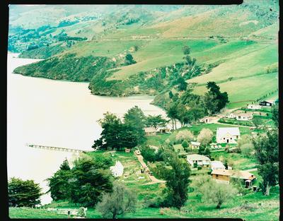 Film negative: Rapaki Bay