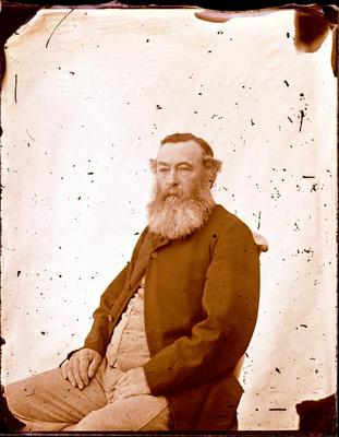 Glass Plate Negative: Isaac Cookson