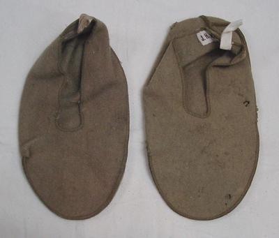 Boot Liners: Woollen
