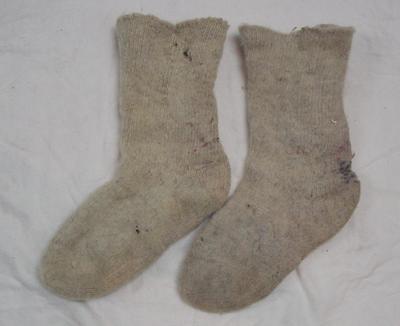 Socks: Woollen