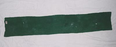 Scarf: Green