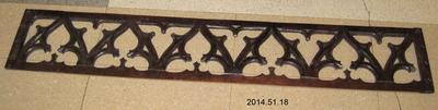 Architectural Feature: Lintel; 1904-2012; ; 2014.51.18