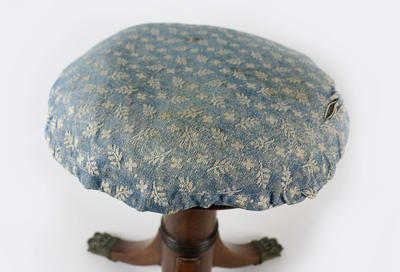 Stool: Claw Footed; ; 2014.124.1153