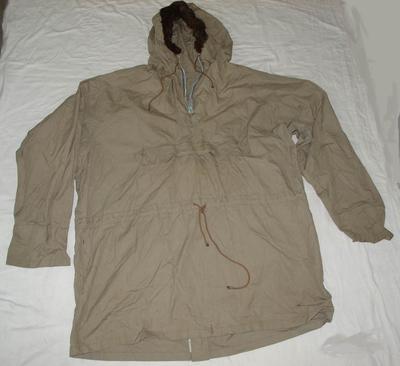 Jacket: Khaki