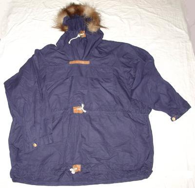 Jacket: Blue