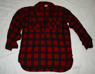 Shirt: Woollen