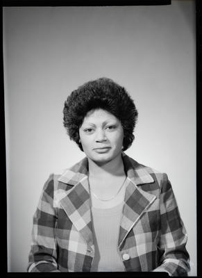 Film negative: Miss Z Purcell