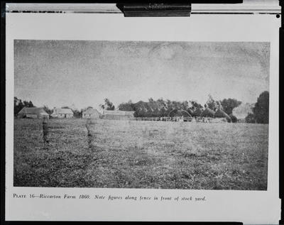 Film negative: Riccarton Farm