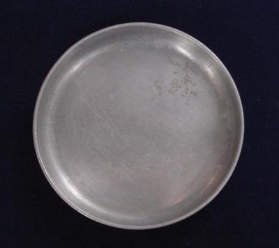 Dish: Aluminium; 2003.128.84
