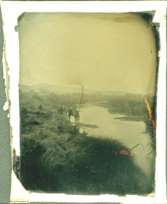 Glass Plate Ambrotype: Avon River