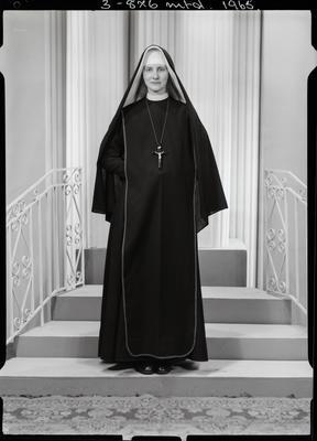 Film negative: Sister Zita