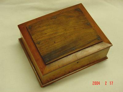 Trinket Box: Wooden