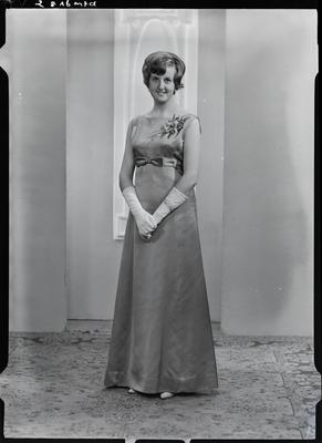 Film negative: Miss Mansell, debutante