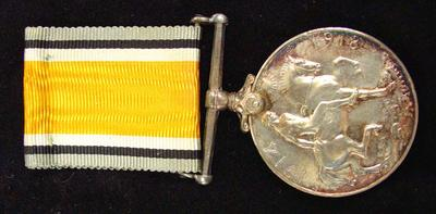 The British War Medal 1914-1920