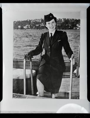 Film negative: Hostess Woolf