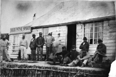 Photograph: Beamish's Waitangi