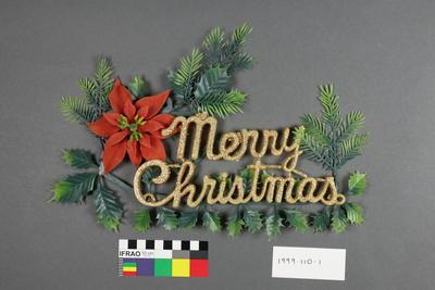 ornament, Christmas