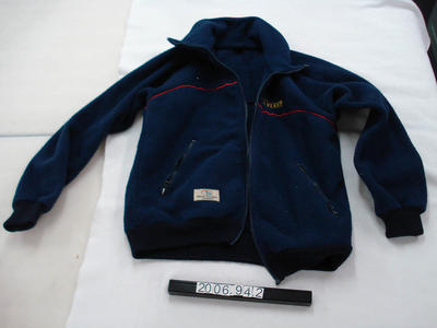 Jacket: Polar Fleece