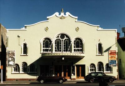 Colour Photograph: Repertory Theatre, 1985