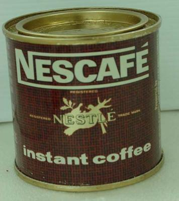 Coffee: Nescafe Instant