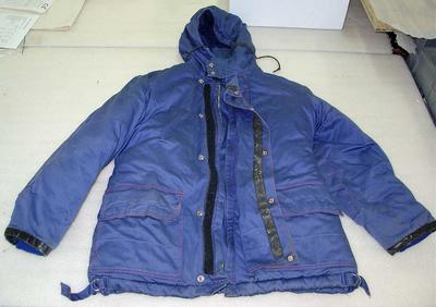 Expedition quality Russian Extreme Cold Weather Jacket.