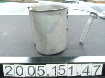 Pot: Aluminium