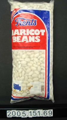 Dried Haricot Beans