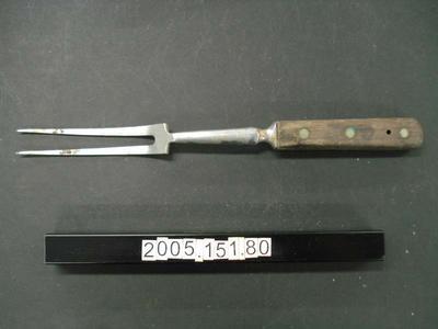 Utensil: Carving Fork