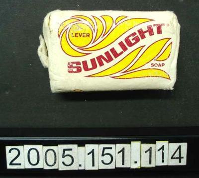 Soap: Sunlight