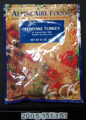 Food: Teriyaki Turkey