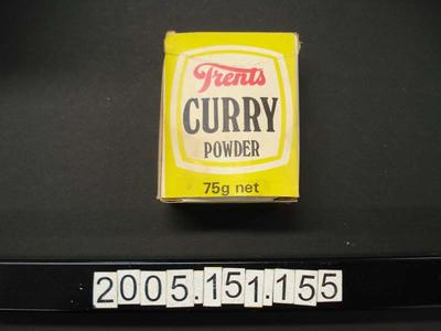 Curry Powder: Trents