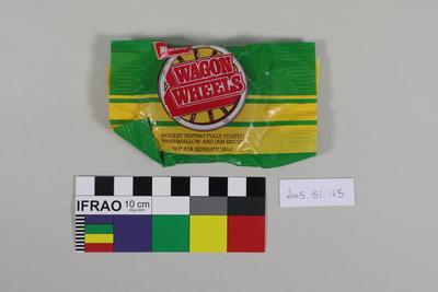Biscuit: Westons Wagon Wheels